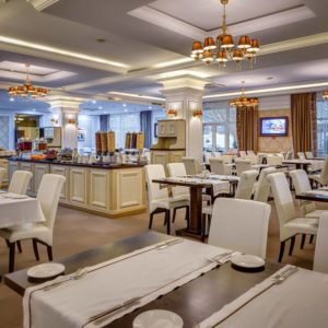 Ресторан «Paradiso»